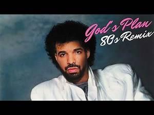 Drake - God s Plan (Jay Diggs 80s Remix)
