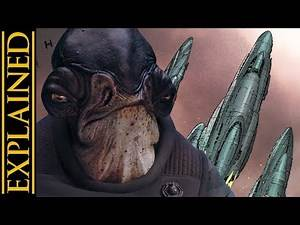 The Complete Story of Admiral Raddus and Why He's Awesome with Ken Napzok