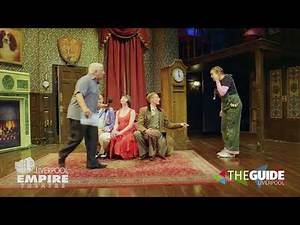 It all went wrong when Pete Price met the cast of The Play That Goes Wrong