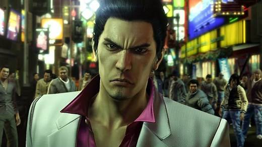 Yakuza Kiwami Official Trailer - E3 2017
