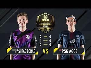 FIFA 17 Ultimate Team Championship Series - BORASLEGEND x PSG AGGE - Group Stage - Madrid