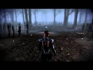 Mass Effect 3: FemShep & Kaidan Love Scene
