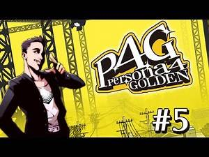 Il primo dungeon - Persona 4 Golden #5