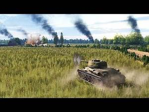 FAVORITE NEW WWII STRATEGY GAME | German Last Stand 1944 | Steel Divsion II Beta Gameplay