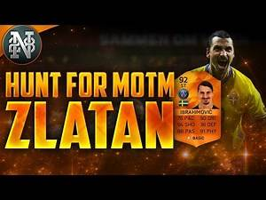 OMG MOTM IBRAHIMOVIC CLICK BAIT TITLE PACK OPENING!!!!!! FIFA 16