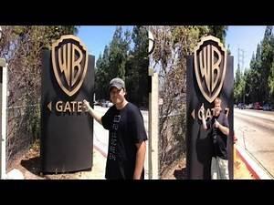 Our Warner Bros Studio Tour, Los Angeles, CA