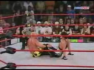 Jeff Jarrett vs Sting TNA Hard Justice 2006 VF