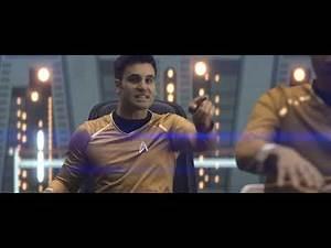 Galactic Battles A Crossover Fan Film Featuring Star Wars, Star Trek, Halo & Mass Effect