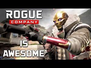Rogue Company Is Awesome! (Funny Moments)