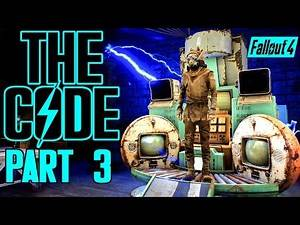 Fallout 4 - The Code #3 - Finding Morse & Killing Him Straight Away - Xbox & PC Quest Mod