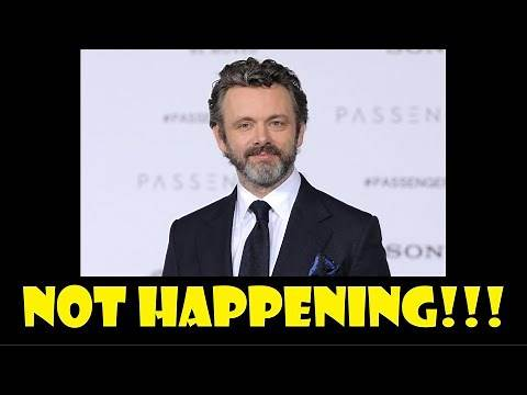 Doctor Who - Michael Sheen will NOT be the next Doctor!