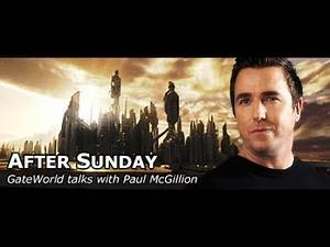 After Sunday (Interview with Paul McGillion)