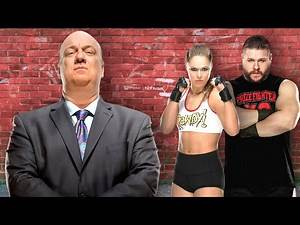 Paul Heyman To Form New Stable On WWE Raw?