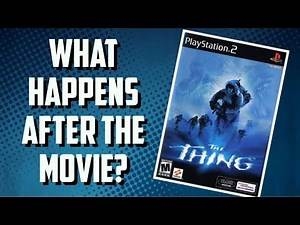 The Unknown Sequel to The Thing (1982)