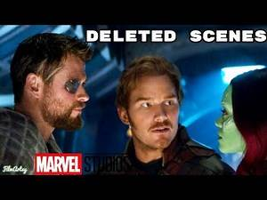 All Marvel Movies Best Deleted Scenes - Avengers: Infinity War Included