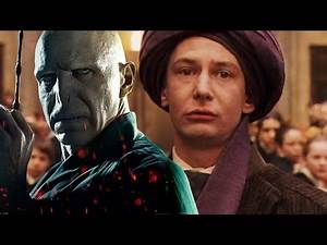 Why Did Quirrell Join Voldemort?