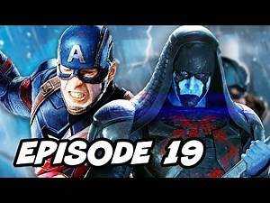Agents Of SHIELD Season 3 Episode 19 - TOP 10 WTF and Legends Of Tomorrow Episode 14