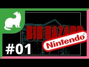 Resident Evil NES Part 1 — Burning through teams... — Chinese bootleg in English — Yahweasel