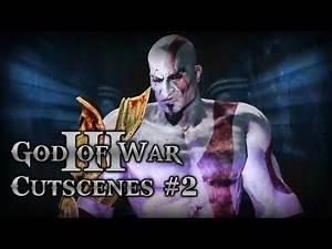 God Of War III 3 - Cutscenes #2 HD