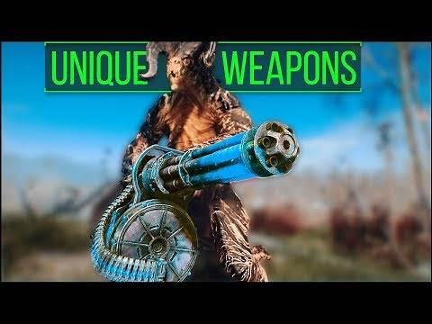 Fallout 4: 5 More Secret and Unique Weapons You May Have Missed in the Wasteland – Fallout 4 Secrets