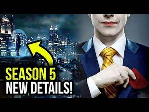 FIRST FOUR EPISODES of Gotham Season 5 REVEALED! Plus TRAILER at Comic-Con?