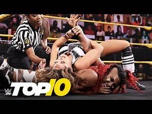 Top 10 NXT Moments: WWE Top 10, Nov 4, 2020