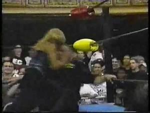 ECW Beulah Mcgillicutty vs Bill Alfonzo 1997
