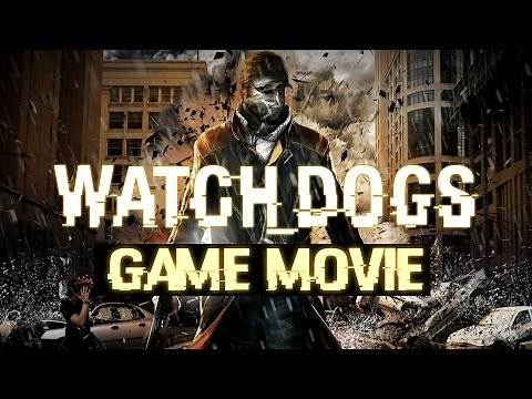 Watch Dogs Story (Game Movie) All Cutscenes 1080p HD