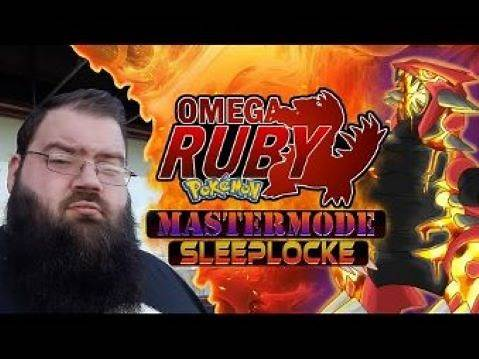 Pokemon Omega Ruby Mastermode Sleeplocke!