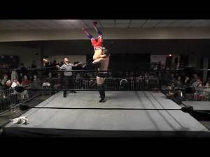 Brett Ryan Gosselin vs. Matt Thompson (Raw Hard Cam)