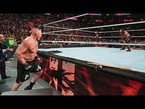Brock Lesnar Money In The Bank Contract Cash In Defeated Seth Rollins Extreme Rules 2019 Highlights
