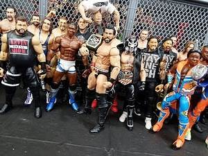 WWE Hell In A Cell Predictions | WWE Figures 2017