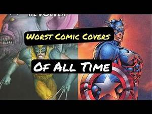 Worst Comic Book Covers Ever