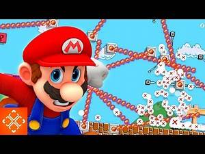 10 Nintendo Levels Impossible To Beat