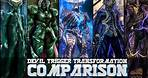 ALL VERGIL's DEVIL TRIGGER Transformation Comparison (2005-2020)【DMC 3/DMC 4/UMVC 3/Devil May Cry 5】