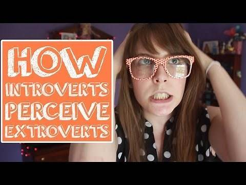How Introverts See Extroverts (And Why It's Wrong!)