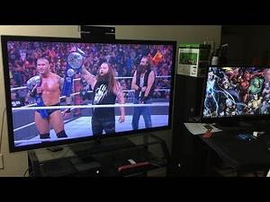 Bray Wyatt and Randy Orton Wins SmackDown Tag Titles TLC 2016