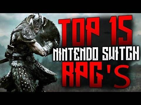 Top 15 Nintendo Switch Western RPGs | 2020