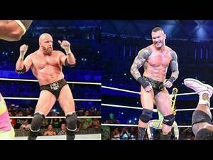 Triple H, Randy orton, New day Dance | wwe Live event