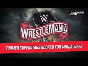 WWE Reportedly Books A Number Of Former Talents For WrestleMania Week