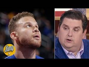 Blake Griffin now has one of the most toxic contracts in the league - Brian Windhorst | The Jump