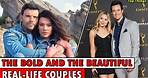 The Bold And The Beautiful Cast ✪ Real Life Partners