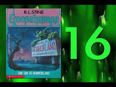 Goosebumps #16: One Day At Horrorland | David Popovich