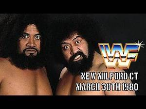 WWF New Milford, CT March 30th, 1980 (Andre The Giant vs Bobby Duncum) New England Wrestling History