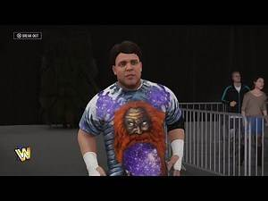 WWE 2K16: Mikey Whipwreck (ECW November to Remember)