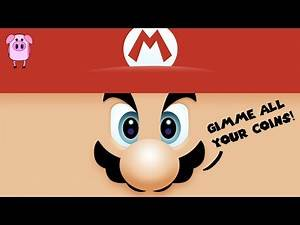 10 Best Selling Video Game Franchises Of All Time - Featuring Mario Mayhem - SlappedHamTV