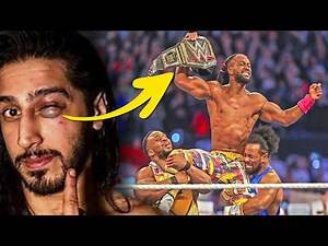 7 Lucky WWE Wrestlers Who ACCIDENTALLY Got Pushes