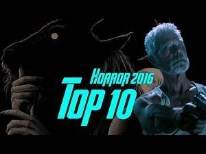 Top 10 Horror Movies of 2016 - Don't Breathe The Witch Train to Busan