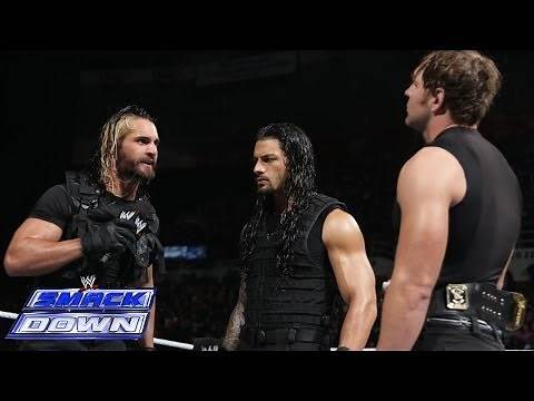 The Shield Summit: SmackDown, March 7, 2014