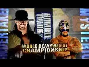 WWE Royal Rumble 2010 Match Card